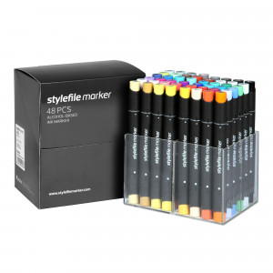 Stylefile Marker 48er Main Set A