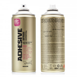 Montana Adhesive Permanent Spray Glue 400 ml