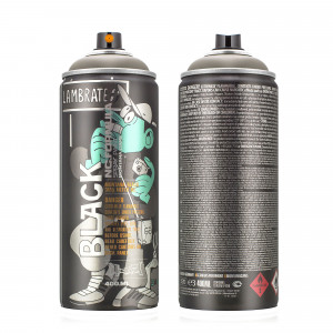 Montana Black NC 400 ml Ltd. Artist Edition #14 - Lugosis