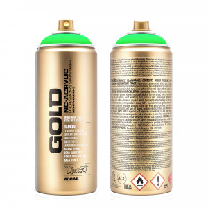 Montana Gold Fluorescent 400 ml