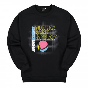 MTN Hardcore 25th Anniversary Sweater ( Black )