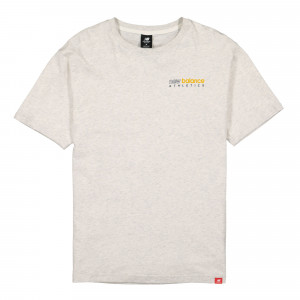 New Balance Essentials Icon Kenmore Tee ( MT01529SAH / 782140-60-33 )
