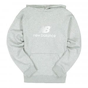 New Balance Athletics Premium Archive Hoodie ( MT93519AG / 742210-60-12 / Athletic Grey )