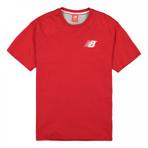 New Balance Athletics Premium Archive Tee ( MT93523REP / 740120-60-4 / Team Red )