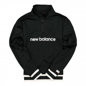 New Balance Athletic Stadium Track Pullover ( MT93540BK / 742270-60-8 / Black )