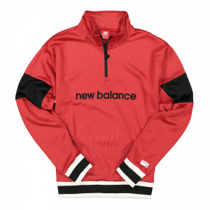 New Balance Athletics Stadium Track Pullover ( MT93540REP / 742270-60-4 / Team Red )