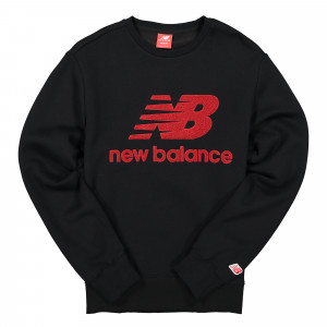 New Balance Athletics Stadium Crew ( MT93546BK / 742230-60-8 / Black )