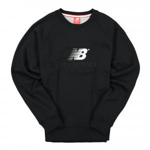 New Balance Athletics Premium Archive Crew ( MT93575BK / 742200-60-8 / Black )