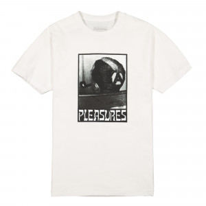 Pleasures Haircut T-Shirt ( P19F101052 / White )