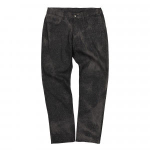 Pleasures Apollo 5 Poket Denim Pants ( P19W104016 / Black )