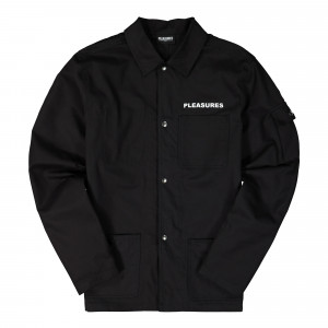 Pleasures BDU Lightweight Jacket ( P20SU027 / Black )