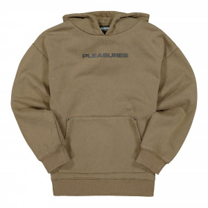 Pleasures Burnout Dyed Hoody ( P20W021 / Olive )