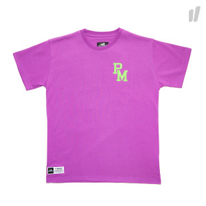 Pacemaker Accident Graduated MVP Tee ( Pink / Green )