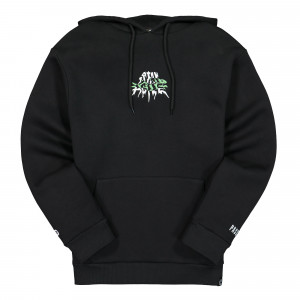Pacemaker Stay Agile Hoodie ( PM037 / Black )