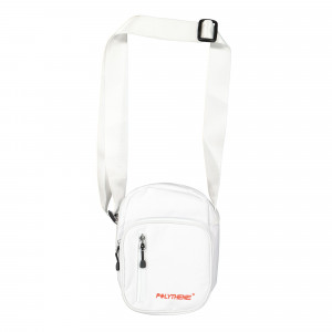 Polythene Optics Shoulder Bag ( PO-BAG-02-GRY-C205 )