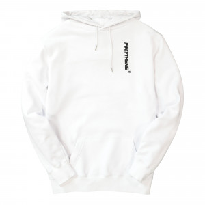 Polythene Optics Logo Hoodie ( PO-H-01-WHT-SC8 )