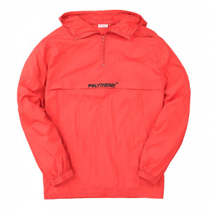 Polythene Optics Nylon Windbreaker ( PO-HZJ-01-RED-SC46 )