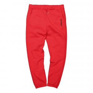 Polythene Optics Fleece Tracksuit Trousers ( PO-JP-01-Red-SC46 )