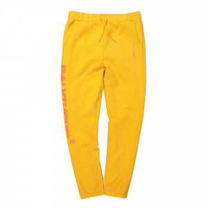 Polythene Optics Fleece Jersey Pants ( PO-JP-03-ORG-AMB )