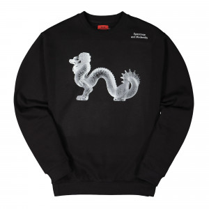 Pressure Chinatown Sweatshirt ( Black )