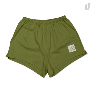 Overkill Logo Patch Short ( Green )
