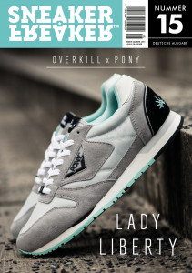 Sneaker Freaker German Issue 15 ( Cover 1 )