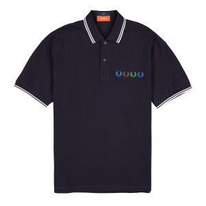 Beams x Fred Perry Twin Tipped Polo Shirt ( SM8020-K12 )
