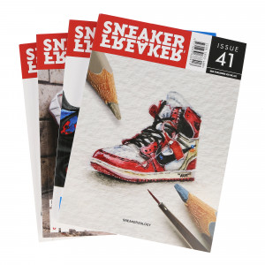 Sneaker Freaker Issue 41 ( SFG0041 / Random Cover