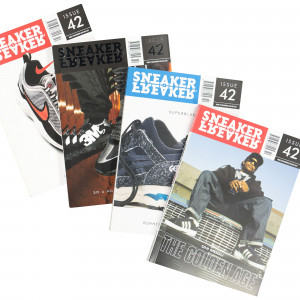 Sneaker Freaker Issue 42 ( SFG0042 / Random Cover )