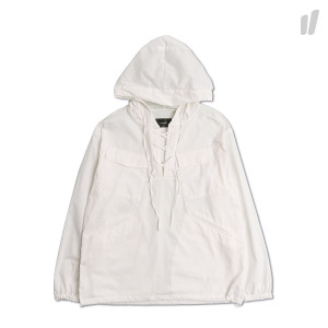 Nilmance Ripstop Hooded Shirt ( SS18AN-01 / White )