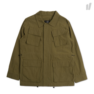 Nilmance Tropical Ripstop Overshirt ( SS18MJ-01 / Olive )