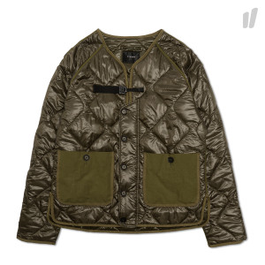 Nilmance Military 60g Padded Jacket ( SS18PS-02 / Olive )