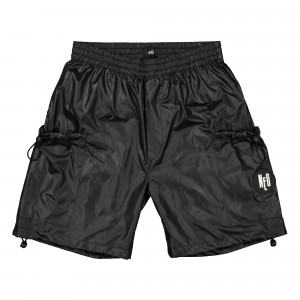 Neige Cargo Track Shorts ( SS2042 / Black )