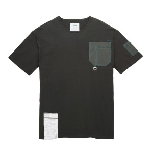 C2H4 Workwear Tee ( ST-001 / Gray )