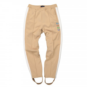 Beams x Fred Perry Embroidered Stirrup Taped Track Pant ( ST8024-671 )