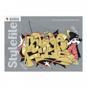 Stylefile Magazin #54 - Ghettofile