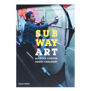 Subway Art Softcover Book