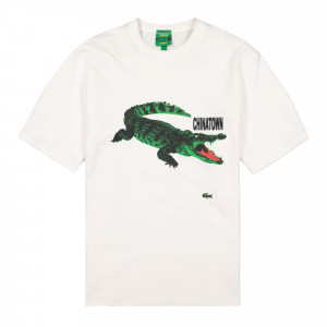 Chinatown Market x Lacoste Tee Shirt ( TH0115-00-001 )