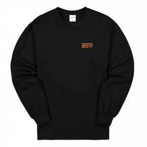 thisisneverthat STWK Longsleeve Top ( TN20SLS004 / Black )