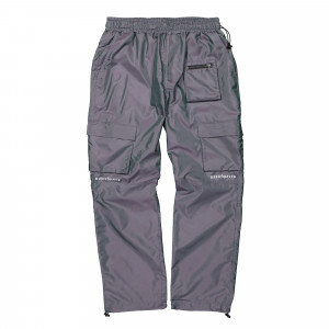 Wasted Paris Track Pants Two Tones ( Green / Purple )