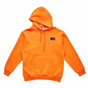 Used Future UFU AD Hoodie ( UAF-HD-301 / Orange )