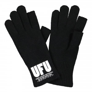 Used Future Tip Gloves ( UDF-GV-101-BK / Black )