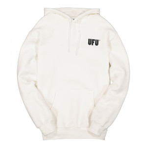 Used Future UFU AD Hoodie ( UDF-HD-301-WT / White )