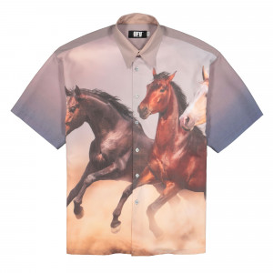 Used Future Horse Shirt ( UES-SH-101-SD / Sand )