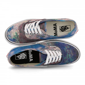 MoMA x Vans Authentic Monet ( VN0A2Z5I18H1 )