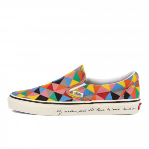 MoMA x Vans Classic Slip-On Ringgold ( VN0A4U381IC1 )