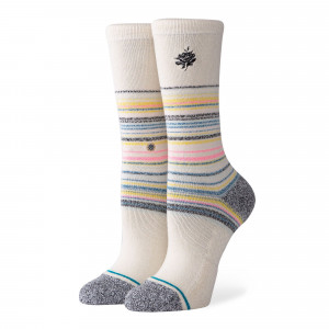 Stance Wmns Shannon Crew Socks ( W525A20SHA-CRM )