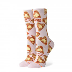 Stance Wmns You Make Me Melt Crew Socks ( W545D19YMM-LIL )