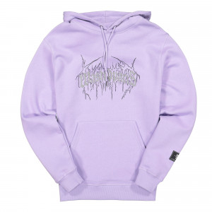 Wasted Paris Dark Bridge Hoodie ( Purple )