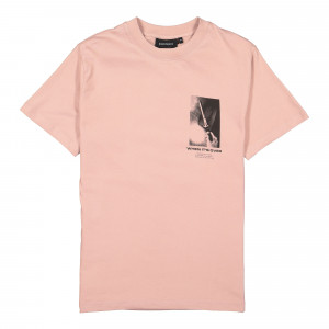 Wasted Paris Over T-Shirt ( Clay Pink )
